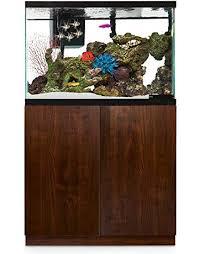 Aquarium furniture design Massive Imagitarium Faux Woodgrain Fish Tank Stand Up To 40 Gal Aquarium Stands Amazoncom