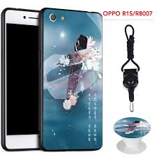 OPPO R1S/R8007 Silicon Soft Ruber Phone ...