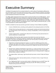 Fabulous Executive Overview Template 347533 Resume Ideas