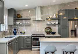 Providence Slate Grey Ready To Assemble Kitchen Cabinets The Rta