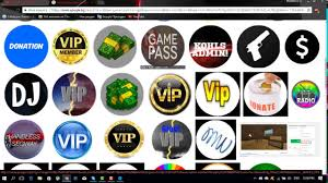 How to make GAME PASS in roblox game ...