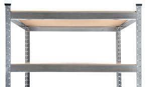 4x Set Stagecaptain Hr 175 Heavyrack Storage Rack With Wooden Shelves Max 875 Kg