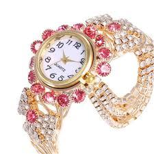 Ladies Designer Bling Watches Ladies Designer Watches Luxury Watch Women 2019 Khorasan Alloy Fashion Watch Creative Fringe Quartz Bracelet Models 50 Wholesale Watches Fashion