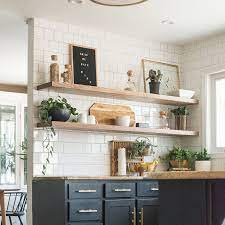 11 Kitchen Decorating Ideas For Your Walls The Anastasia Co