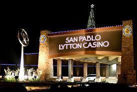 San Pablo Lytton Casino San Pablo Casino At Christmas