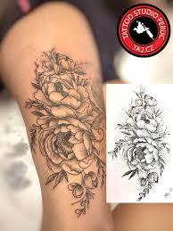 Tetování Na Stehno Motivy