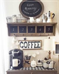 Kitchen Coffee Station Coffee Bar Coffee Station Our Home Pinterest Coffee