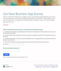 survey questions that work how to unlock your customers deepest  our new business app survey