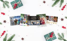 create your own christmas cards free printable photo cards