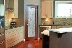 custom glass cabinet doors pantry glass inserts kitchen contemporary with custom glass doors decorative glass inserts