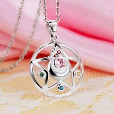 sailor moon crystal star 925 sterling