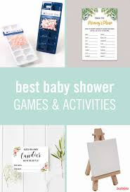 Baby Shower Games and Activities That Aren't Awkward | Babble