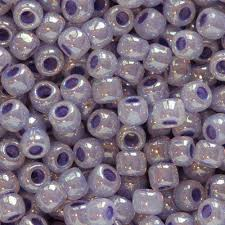 toho beads round ceylon virginia bluebell 2 2 mm tr 11 921