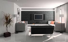 interior decoration living room. Modern Living Room With Symmetry Decoration Interior Design Minimalist Tuxedo Sofa Contemporary Backrest Bench Has C