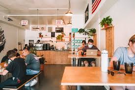 You know your beans, you've got a supply of flavored syrups, you've rented out a great coffee shop location, and now…you need to lay out your overall look and design. Wayward Coffee Shop Design Layout Texas Coffee School