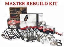 buick 231 v6 master engine rebuild kit buick pontiac chevy 3 8l 231 v6