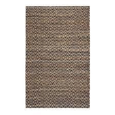 anji mountain bamboo rugs paragon black diamond rectangular 4 ft x 6 ft