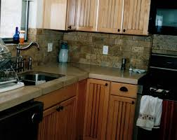 Small Picture Countertops Single Wall Country Kitchen Designs Black Granite