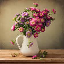 ... Adorable Decorating Design Ideas Using Unusual Flower Vase : Delightful  White Pot As Unusual Flower Vases ...