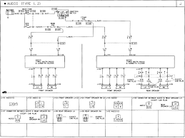 1991 mazda b2600i wiring diagram audio radio stereo speakers 1991 mazda b2600i engine control wiring diagram
