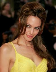 Angelina Jolie Hair Style hairstyles angelina jolie 3865 by stevesalt.us