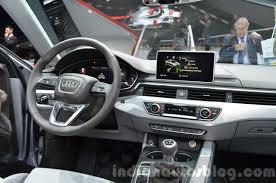 2016 audi a4 interior. Interesting Interior And 2016 Audi A4 Interior