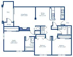 4 Bedroom Apartments In Maryland Plans Custom Design
