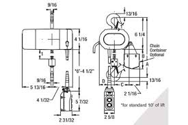 budgit hoist wiring diagram 3 phase wiring diagrams budgit electric chain hoist wiring diagram nodasystech