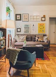 cozy furniture brooklyn. Inspiration--Cozy Brooklyn Apartment For An Artist And Teacher Cozy Furniture E