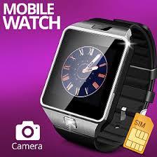 This Item: BSNL B07 Watch Mobile Phone, Black39 AED350 AED Black Price in Dubai UAE - Buy