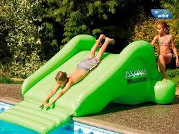 inflatable inground pool slide. Aviva Sports Astro Inflatable Pool Slide FunFantastic.com Inground O
