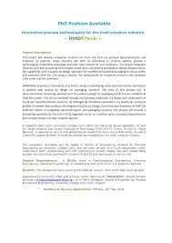 Application Letter Phd Position Phd Position For International Students At  Ku Leuven