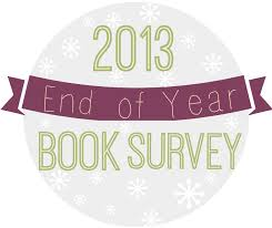 4th Annual End Of Year Book Survey 2013 Edition
