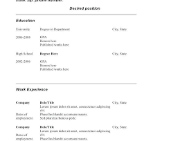 Soft Copy Of Your Resume Best Building A Career Planning Your