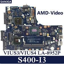 <b>KEFU</b> VIUS3/VIUS4 LA 8952P REV:1.0 <b>Laptop motherboard</b> for ...