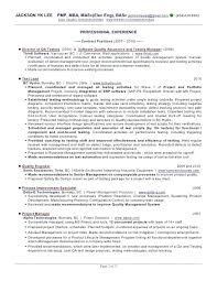 software testing resume for experienced software tester sample resume  international business software testing resume format for