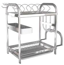 Kitchen Dish Rack Popular Stainless Steel Dish Drainer Buy Cheap Stainless Steel