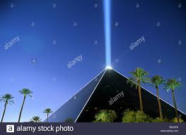 34 Storied Pyramid And Light Of The Luxor Hotel And Casino
