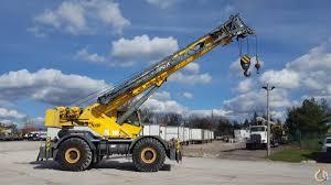 Grove Rt700e Crane For Sale In Solon Ohio On Cranenetwork Com