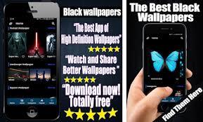 black wallpaper full hd 4k apk