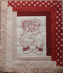 17 best images about Machine Embroidery on Pinterest | Burp cloths ... & BABY QUILT. Adamdwight.com