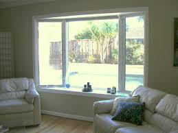 Monochromatic Living Room Decor Interior Monochromatic Grey Bedroom With Bay Window Design Plus