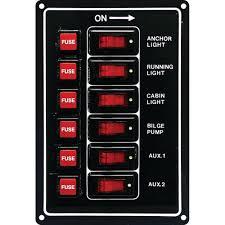 Rv Running Light Switch Rv Fuse Switch Wiring Diagram