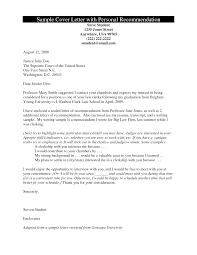 Cover Letter For Job Referral Ameliasdesalto Com