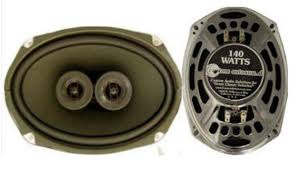 east coast chevelle chevelle restoration car parts 1970 1971 1972 chevelle dash speaker dvc 140 watts