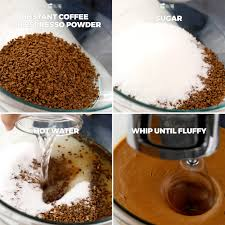 7 photos of instant gingerbread coffee. Dalgona Whipped Coffee Gimme Delicious