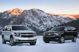 Chevrolet Suburban Towing Capacity Chart 7 Great Suvs Designed For Towing Heavy Loads Autotrader