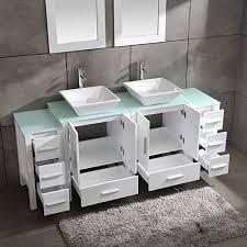 homecart 72 double sink bathroom