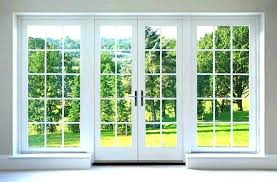 replace sliding glass door with french doors cost to replace sliding door with french doors french