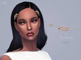 SLYD's Olive Leaves Headband - OLIVIA